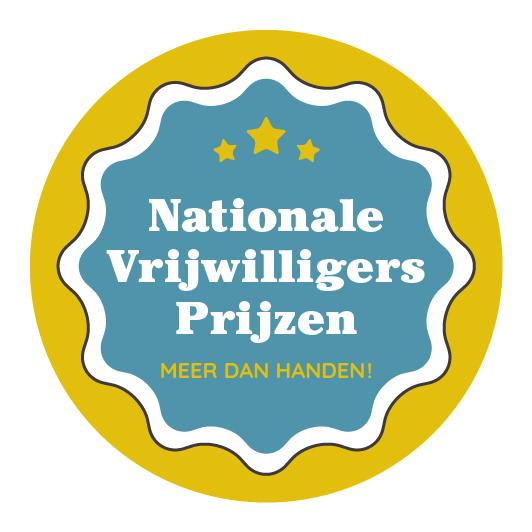 Stem vrijwilligersorganisaties naar de Nationale Vrijwilligersprijzen