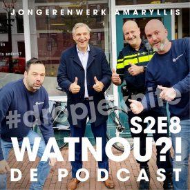 Burgemeester in podcast Jongerenwerk